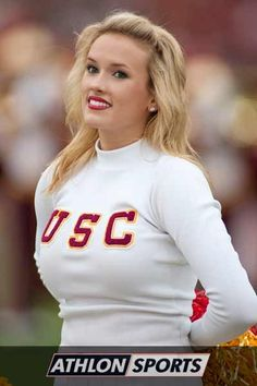 USC Trojans Cheerleaders   AthlonSports.com