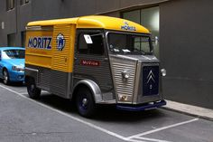 Citroën H Van in Melbourne, Australia by Marcus Wong from Geelong, via Flickr