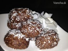 Coco-Chocolate Cookies