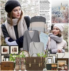 """Frozen Beauty"" by lilylo ❤ liked on Polyvore"