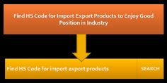 With this, you can also easily understand the current rates of #tax and customs that are paid regularly during the trade process. Thus you should #find_HS_Code_for_import_export_products that you wish #trading and enjoy a flourishing #business.