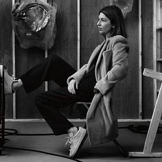 There are so many women with original style that I admire so I'm 2017 ima start sharing them with y'all as #WMstyleinspo. First up, for her brain, and aesthetic style in what she wears and what she creates is #sofiacoppola (thought about Lost In Translation about x100 in Japan)