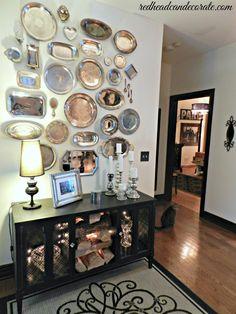 redheadcandecorate.com's Home Tour