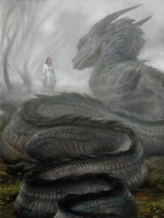 "shear-in-spuh-rey-shuhn: ""DONATO GIANCOLA Nienor and Glaurung Oil """