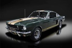 In 1966, Ford partnered with the Hertz rental car company to give travelers something a little more exciting than the usual American sedan - the Shelby GT350-H Fastback. But it wasn't people on vacations and business trips that rented them....