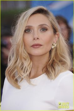 elizabeth olsen deauville film festival honor photo call 24 Elizabeth Olsen looks wonderful in a stunning white dress as she arrives on the red carpet for the Ruth And Alex premiere during the 41st Deauville American Film…