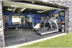 Home Gym Design, Pictures, Remodel, Decor and Ideas - page 19