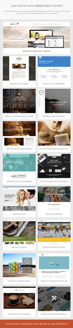 The outstanding Enfold theme for WordPress