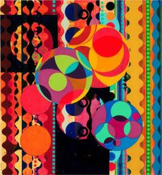 Carambola - Beatriz Milhazes. Art Experience:NYC http://www.artexperiencenyc.com/social_login