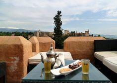 ROMANTIC. Granada, Spanish Love
