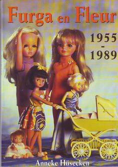 Dutch book called: Furga en Fleur, 1955 - 1989. About collecting dolls.