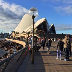 Sydney Opera House, Sydney, Australia (July, 2016)