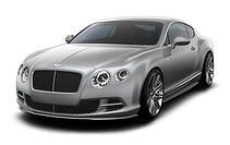 Hire Bentley in Milan