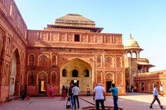 Shah Jahani Mahal: riqueza dos detalhes no pátio interno