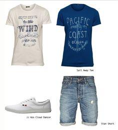 Along the #PACIFIC #COAST! #Fashion #Beach #Items #Men