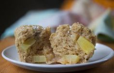 Delicious Vegan Pineapple Walnut Muffins