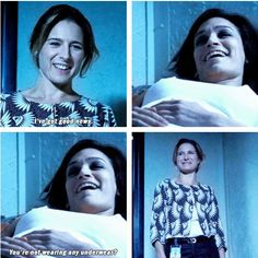 #Franky Doyle #Wentworth love this scene!!