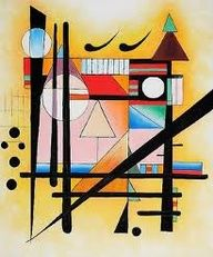 Shop for Wassily Kandinsky 'Untitled' Oil Painting on Canvas. Get free delivery On EVERYTHING* Overstock - Your Online Art Gallery Store! Kandinsky Art, Wassily Kandinsky Paintings, Chagall Paintings, Art Paintings, Kandinsky Prints, Famous Artists Paintings, Abstract Painters, Abstract Art, Abstract Landscape