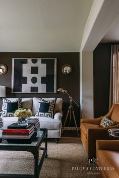 See photos from one of Paloma Contreras' interior design projects in the Greater Houston area.