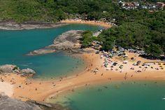 Praia de Setiba - ES