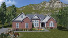 Kingsbrooke - Traditional style house plan - Walker Home Design