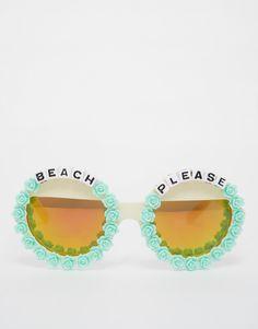 7d396bb7c5d Beach Please Sunglasses Beach Sunglasses