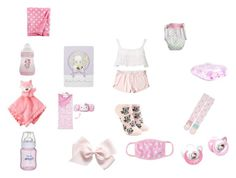 """""""sleepy baby"""" by unicorn-923 ❤ liked on Polyvore featuring Topshop, Hollister Co., Forever 21, Hello Kitty and Beauty & The Beach"""