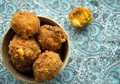 Chili Cheese tops - Opskrift på hjemmelavede ostekugler