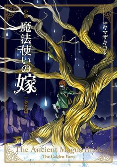 The Ancient Magus Bride: The Golden Yarn novel