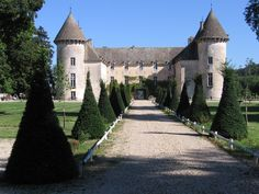 Château de Savigny les Beaunes ~ Burgundy ~ France