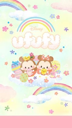Find images and videos about wallpaper, disney and bunny on We Heart It - the app to get lost in what you love. Tsum Tsum Wallpaper, Mickey Mouse Wallpaper, Cute Disney Wallpaper, Kawaii Wallpaper, Lines Wallpaper, Cute Patterns Wallpaper, Bear Wallpaper, Iphone Wallpaper, Disney Cartoon Characters