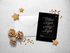 """다음 @Behance 프로젝트 확인: """"Christmas Greeting Cards 2015"""" https://www.behance.net/gallery/32340581/Christmas-Greeting-Cards-2015"""