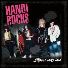 Hanori Rocks - Strange Boys Limited Edition 6LP Box Set October 21 2016 Pre-order