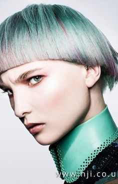 TONI&GUY – Artistic Team of the Year 2016 Finalist Collection