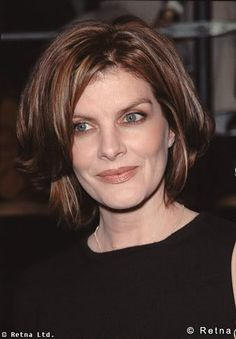 rene russo and that gorgeous bob!