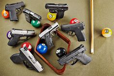 Guns & Ammo -8 Great 9mm Pocket Pistols for Personal Defense
