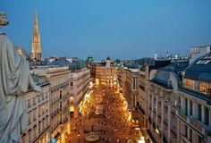 Mi ciudad favorita de Europa...WIEN!!