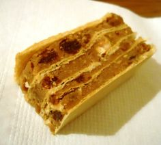 kekszes krémmel töltött ostyalapok My Recipes, Cookie Recipes, Condensed Milk Cake, Desserts With Biscuits, Salty Snacks, Hungarian Recipes, Homemade Cakes, Food To Make, Sweet Tooth