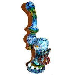 The sherlock bubbler... $264.00  http://www.cannaswag.com/sherlock-bubbler/  #bubblers
