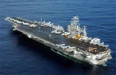Imagen del USS Harry S. Truman (CVN-75) El USS Harry S. Truman se ordenó inicialmente como el USS Estados Unidos.