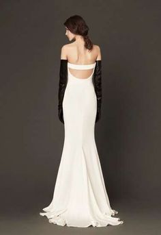 Architecture-Inspired Wedding Dresses : Vera Wang Spring 2014