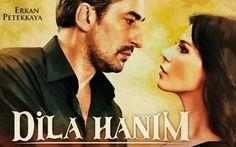YENİ SEZON DİZİLERİ (2013- 2014)DİLA HANIM  Yayın hayatında bir sezonu geride bırakan ve Erkan Petekkaya ile Hatice Şendil'in rol aldığı Dila Hanım'ın yeni bölümleri eylül ayında ekranlara gelecek.