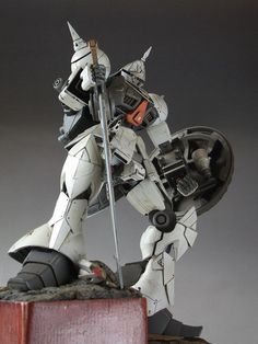 www.pointnet.com.hk - 日本YAHOO拍賣作品 MG 1/100 強人White Phontom