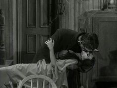 Herman Munster and Lily Munster