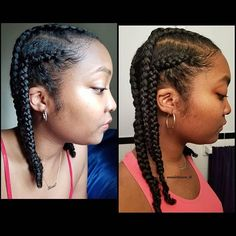 Popular afro hairstyles for woman – My hair and beauty Braid Out Natural Hair, Protective Hairstyles For Natural Hair, Natural Hair Regimen, Long Natural Hair, Natural Hair Growth, Natural Hair Journey, Crown Hairstyles, Afro Hairstyles, Teenage Hairstyles