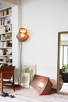 Moire Lamp by Petite Friture | Remodelista
