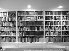 Charming Wall Bookshelves