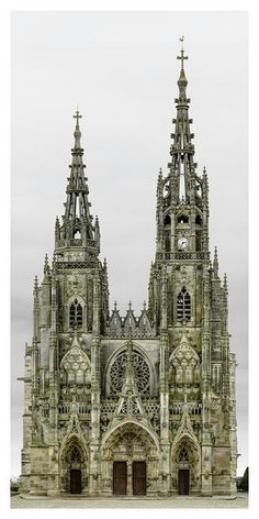 Post with 1118 votes and 61196 views. Cathedrals photographed in perspective-corrected large format by Markus Brunetti Sacred Architecture, Cathedral Architecture, Ancient Greek Architecture, Vintage Architecture, Religious Architecture, Historical Architecture, Gothic Cathedral, Cathedral Church, Chapelle