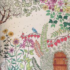 86 Best Secret Garden Coloring Images Coloring Books Coloring