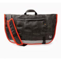 Alchemy Goods Dravus Messenger Bag - Mandarin Orange - now only $159.00!  #karmakiss #UniqueGifts #allgiftythings #UnusualGifts #YouKnowYouWantIt